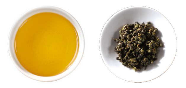 Herb Human 18 - Alishan Oolong Tea